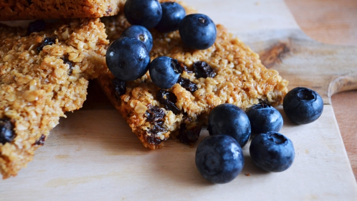 flapjack-blueberries