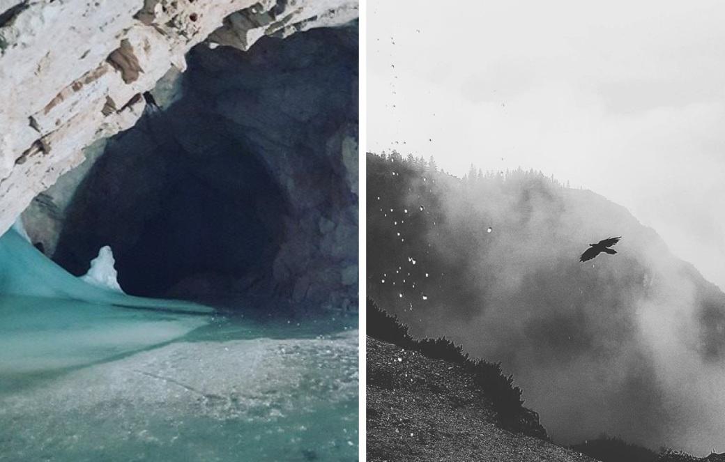 Eisriesenwelt Ice Caves