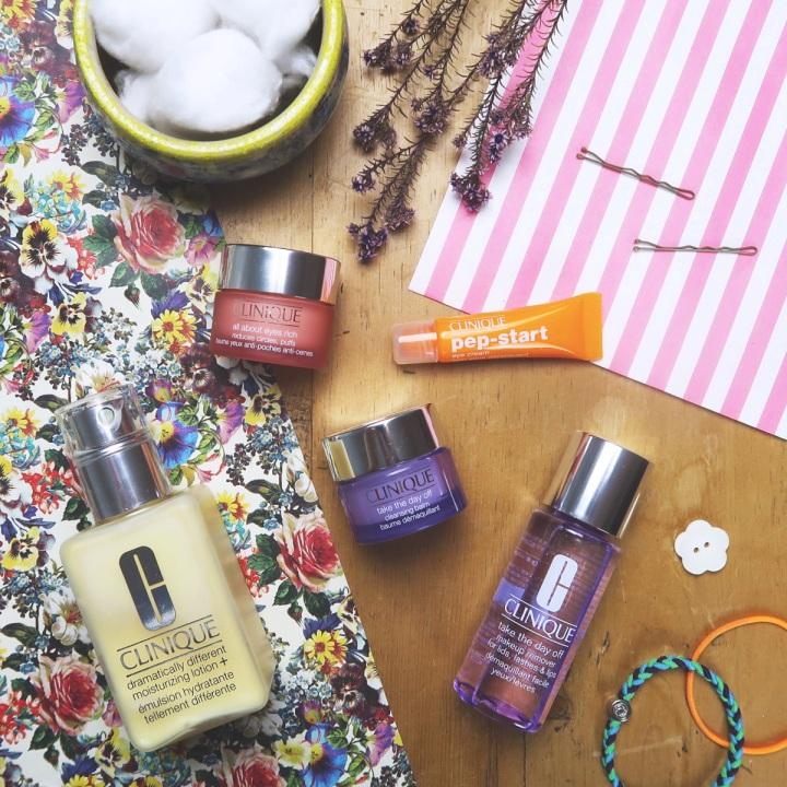 Skincare Favourites: CliniqueReview