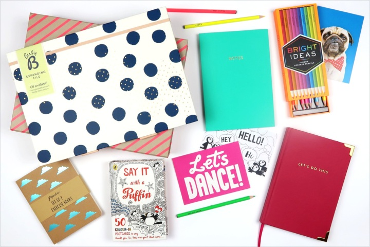 September Means Stationery!