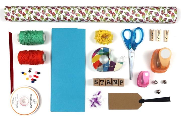 gift wrap essentials