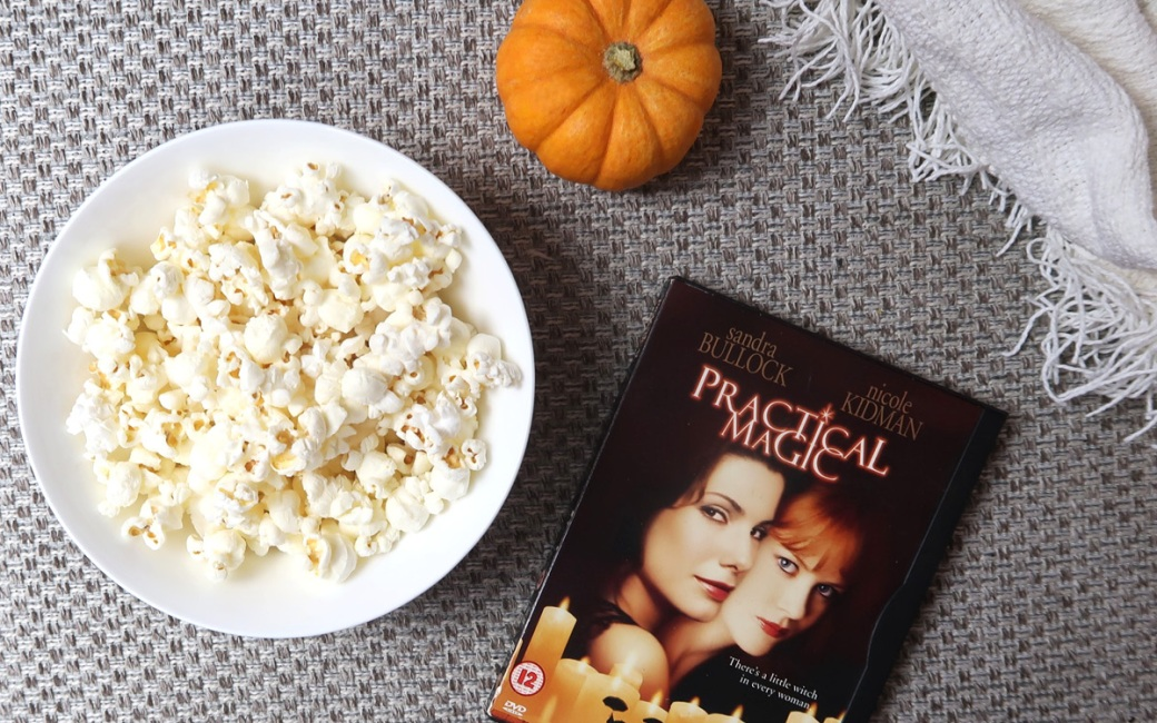 autumn popcorn movie