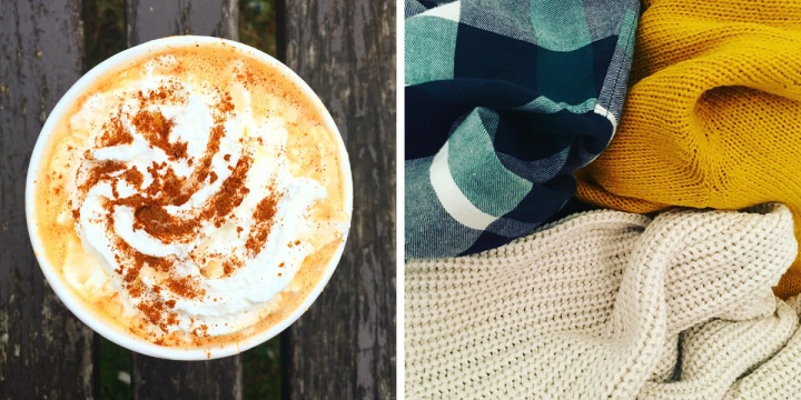 autumn PSL knitwear