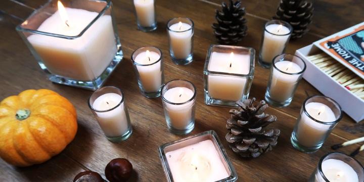autumns candles