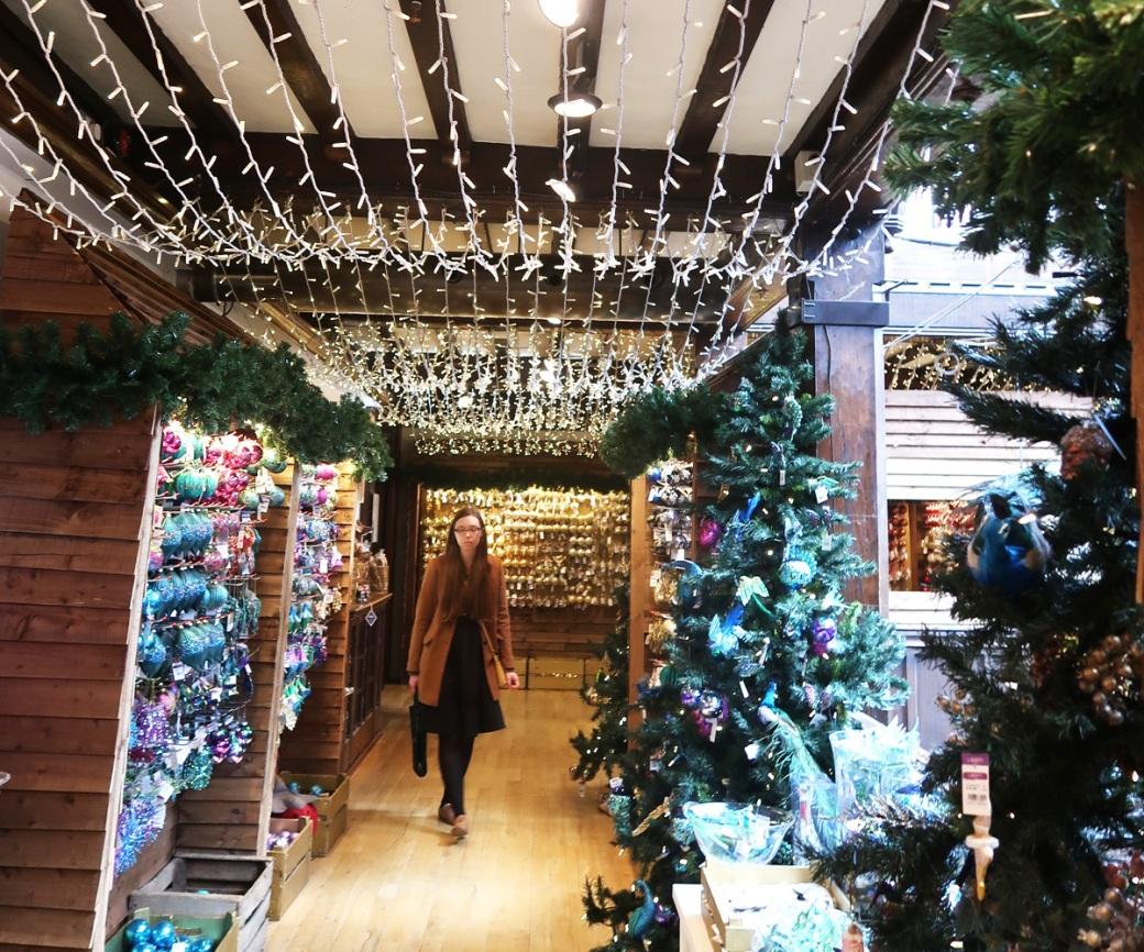 liberty london christmas department