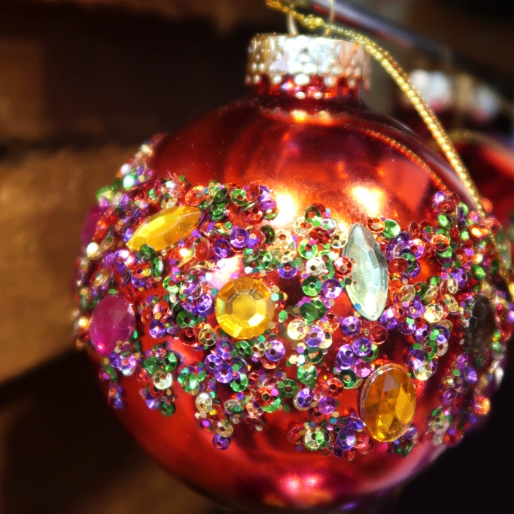 liberty london christmas department bauble