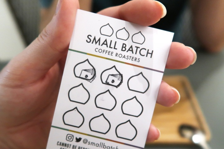 small batch coffee roasters worthing
