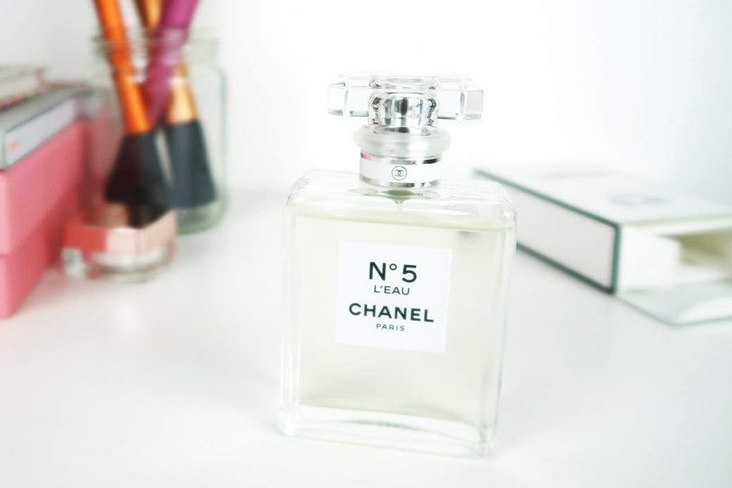 Chanel N°5 L'Eau Perfume Review