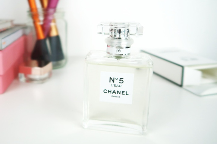Chanel N°5 L'Eau Perfume Review
