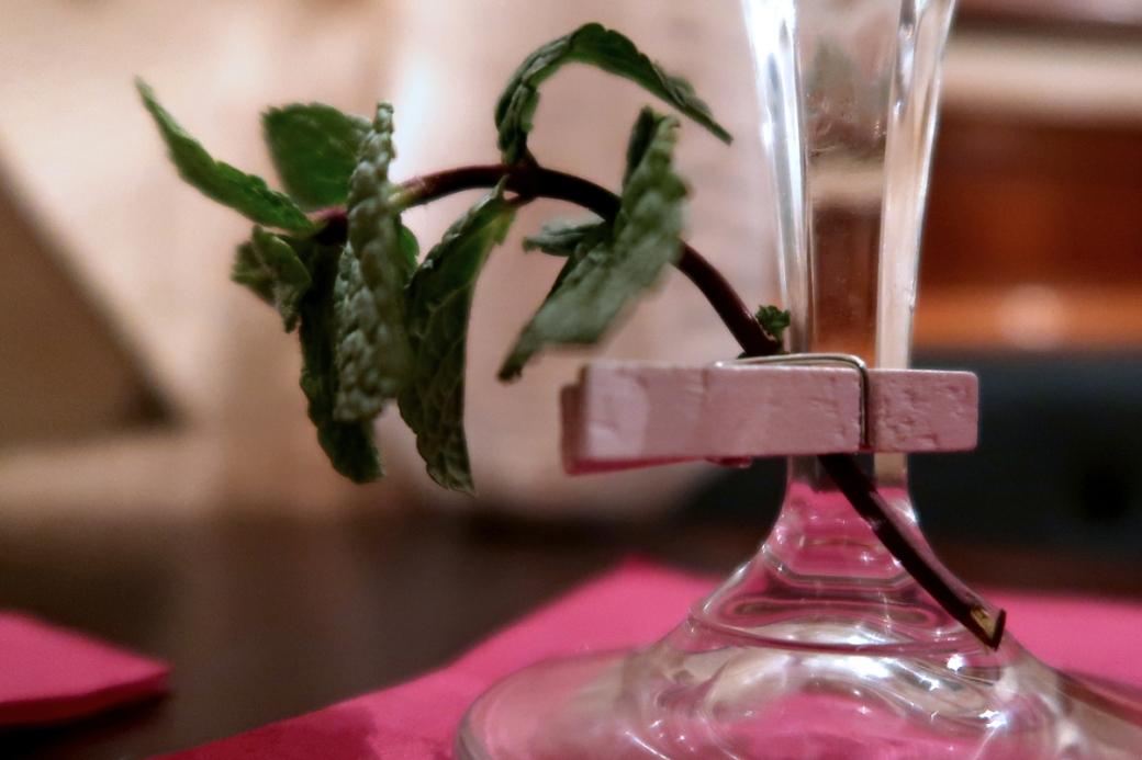 venice venezia il mercante drink