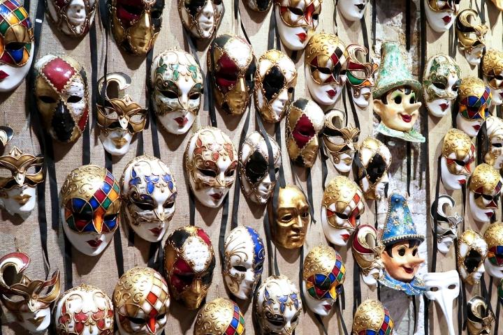 venice venetian masks
