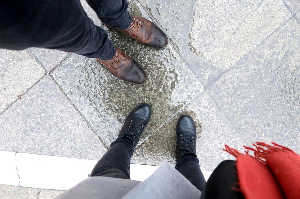 venice blog wet feet