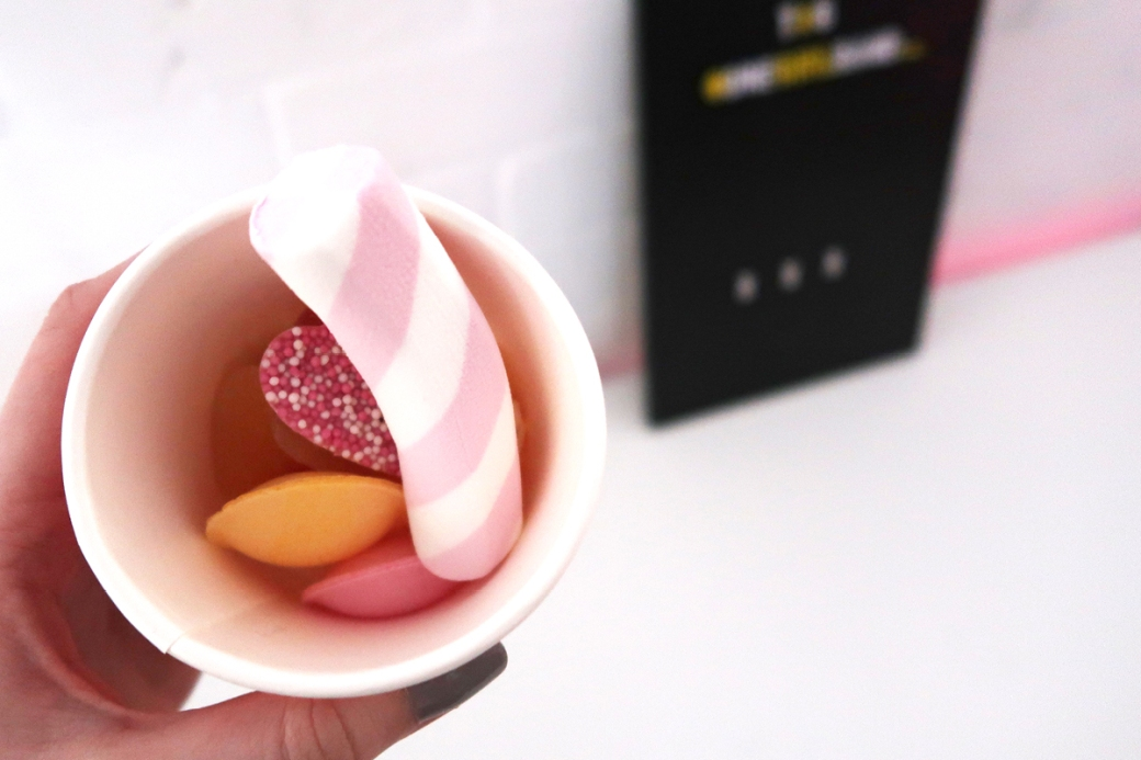 benefit cosmetics brighton brow mobile event sweets