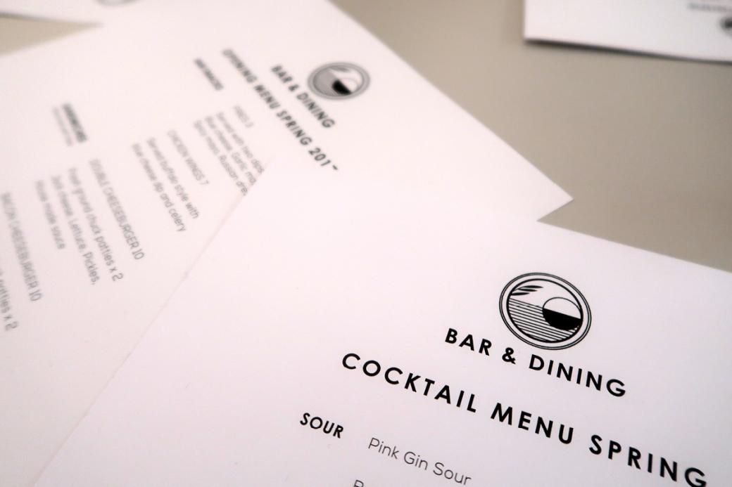 paradiso bar and dining brighton restaurant cocktail menu