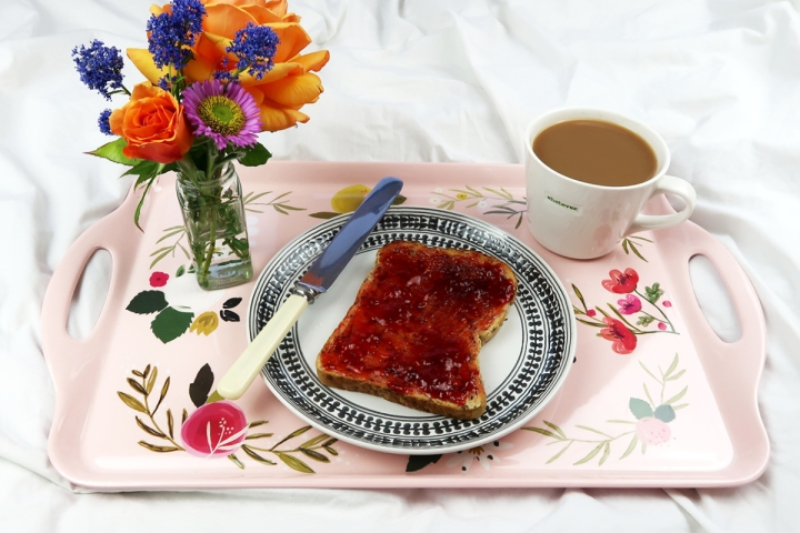 The Simple Things: Breakfast in Bed