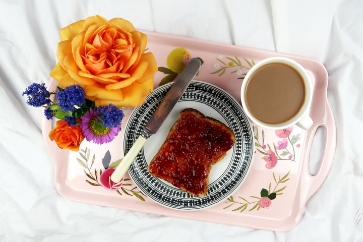 breakfast in bed sunday bluebelle and co tray