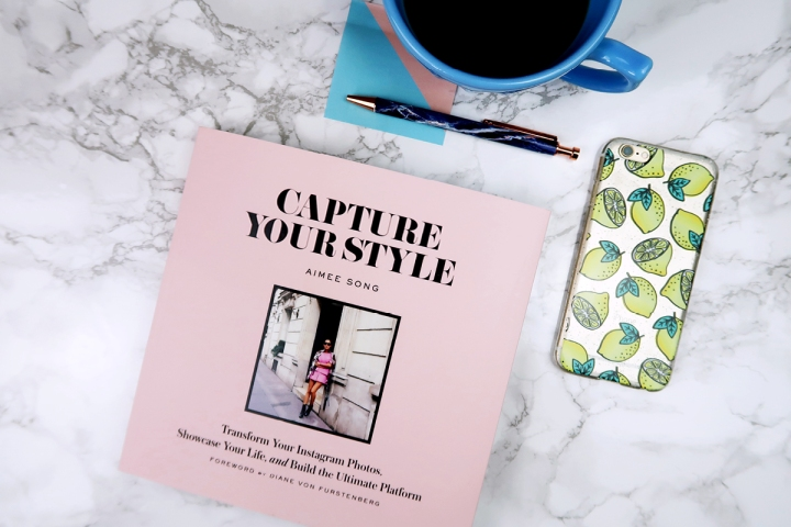 capture your style book flatlays song of style