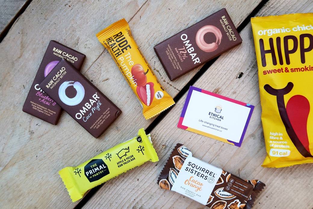 ethical kitchen snack coffee subscription box