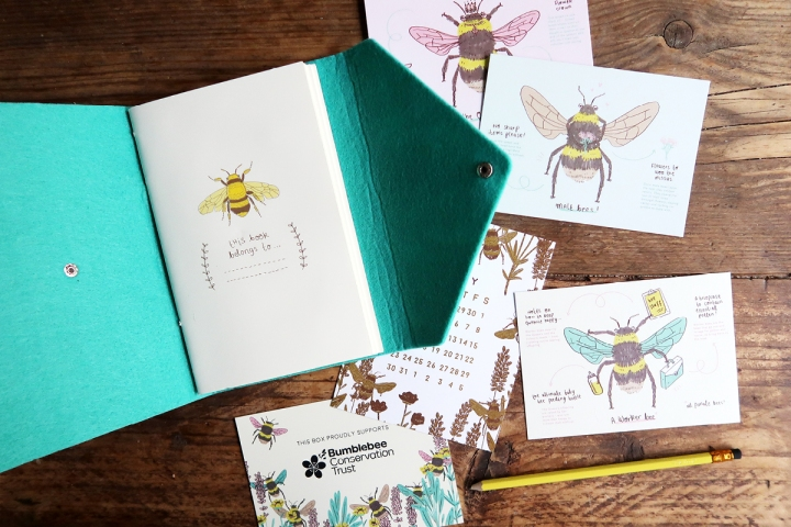 Papergang June 2017: Save the Bees!
