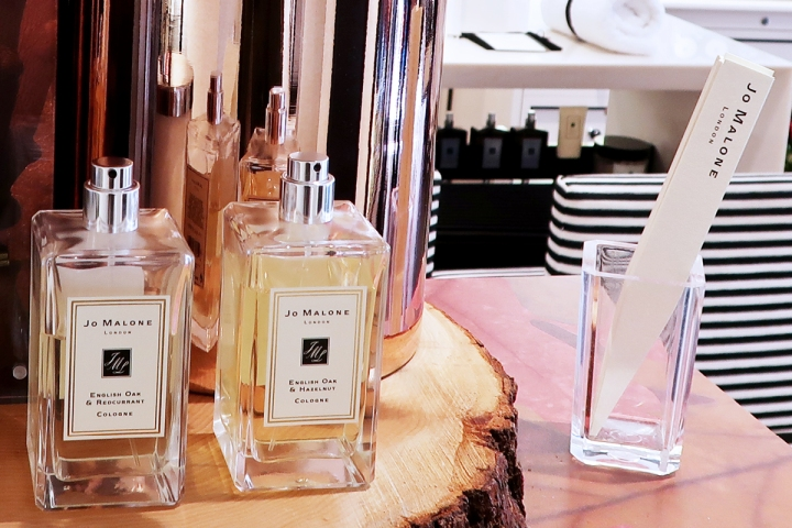 Jo Malone English Oak Event – Chichester